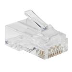 Tripp Lite N232-100-UTP wire connector RJ45 Transparent
