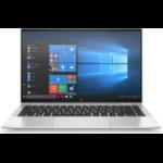 """HP EliteBook x360 1040 G7 Notebook Silver 35.6 cm (14"""") 1920 x 1080 pixels Touchscreen 10th gen Intel® Core™ i5 16 GB LPDDR4-SDRAM 256 GB SSD Wi-Fi 6 (802.11ax) Windows 10 Pro"""