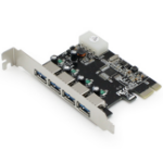 AddOn Networks ADD-PCIE-4USB30 interface cards/adapter USB 3.2 Gen 1 (3.1 Gen 1) Internal