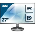 "AOC Value-line I2790VQ/BT pantalla para PC 68,6 cm (27"") Full HD LED Plana Gris"