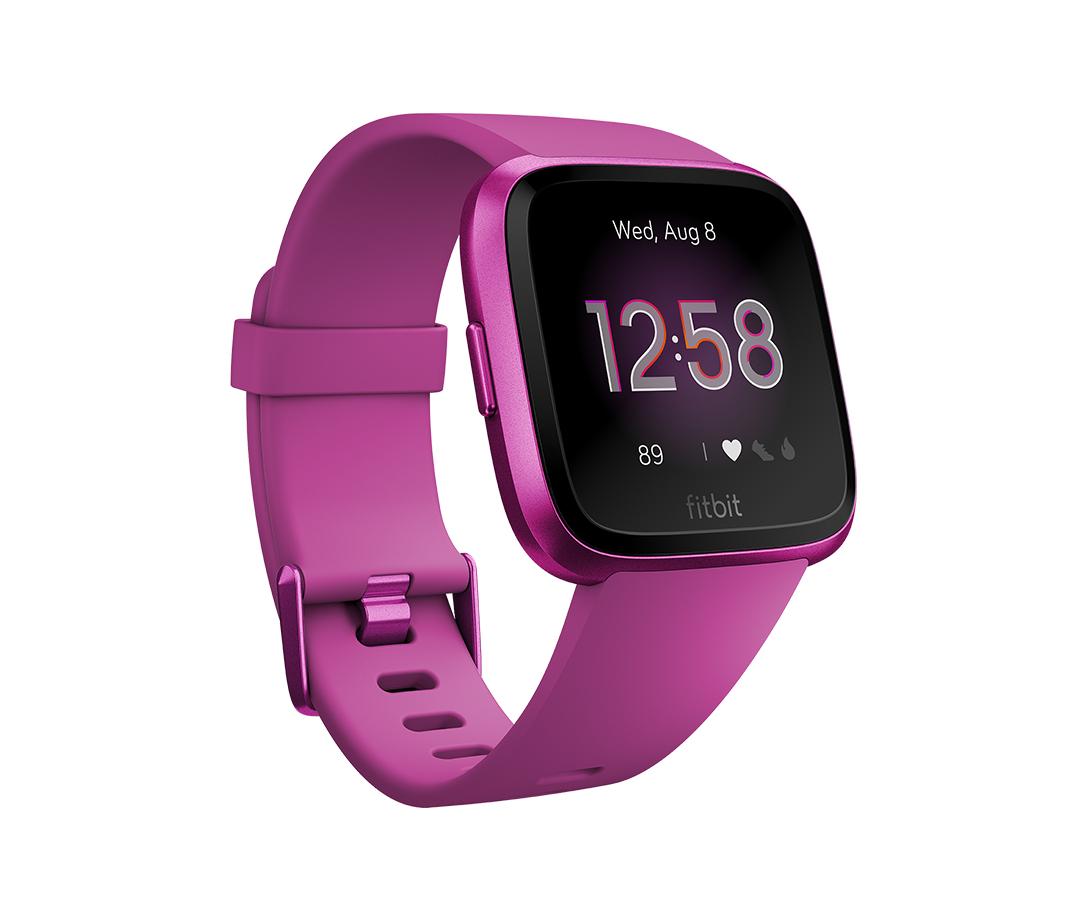 """Fitbit Versa Lite LCD 3,4 cm (1.34"""") Púrpura"""