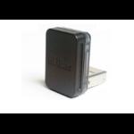 RF IDeas pcProx smart card reader USB 2.0 Black