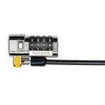 Kensington ClickSafe Combination Laptop Lock - Master Coded