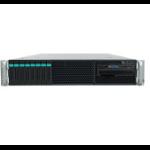 """Intel R2208GZ4GC LGA 2011 (Socket R) Custom 16.5"""" x 16.5"""" Black server barebone"""