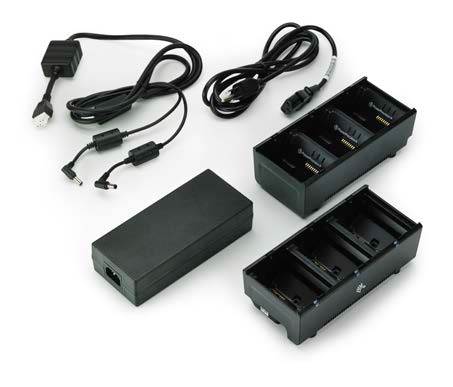Zebra SAC-MPP-6BCHUK1-01 battery charger AC
