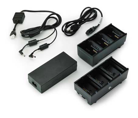 Zebra SAC-MPP-6BCHUK1-01 battery charger AC
