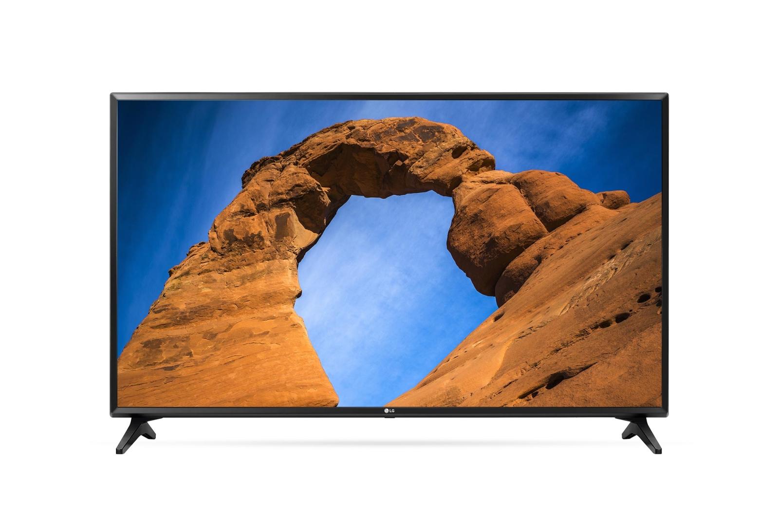 """LG 49LK5900PLA 49"""" Full HD Smart TV Wi-Fi Black LED TV"""