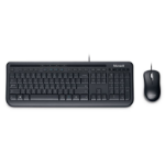 Microsoft Wired Desktop 600 keyboard USB Black