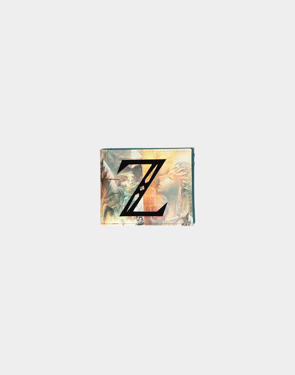 Nintendo Zelda wallet Female Multicolor