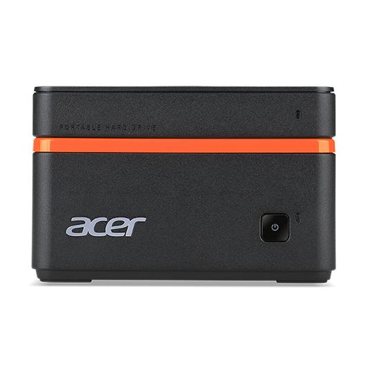 Acer Revo M1-601 1.6GHz N3700 1L sized PC Black,Orange Mini PC