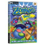 Avanquest Zoombinis Basic Mac/PC English video game