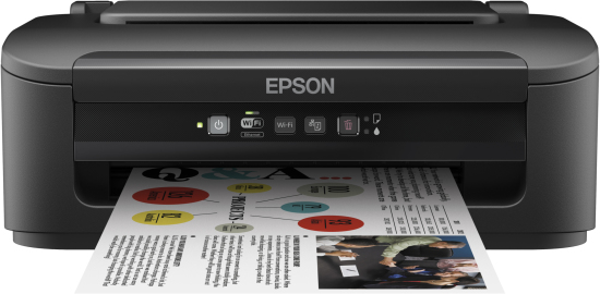 Epson WorkForce WF-2010W Colour 5760 x 1440DPI A4 Wi-Fi inkjet printer