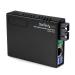 StarTech.com Conversor de Medios Ethernet RJ45 a Fibra Óptica Multimodo SC - 2Km