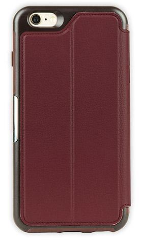 "Otterbox Strada 5.5"" Folio Bordeaux"
