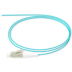 Microconnect FIBLCM3PIG5 5m LC/UPC Aqua colour fiber optic cable
