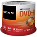 SONY 50PK DVD-R 4.7GB 16x SP