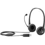 HP Stereo USB headset