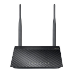 ASUS RT-N12 D1 Single-band (2.4 GHz) Fast Ethernet Black wireless router