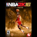 2K NBA 2K16 Michael Jordan Edition PC Special PC English video game