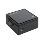 Gigabyte GB-BXBT-2807 PC/workstation barebone N2807 1.58 GHz Net-top BGA 1170