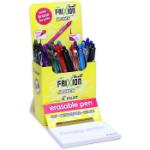 PILOT BLRT-FR7 FRIXION CLICKER RETRACTABLE ERASABLE GEL INK PEN FINE 0.7MM ASSORTED DISPLAY 24