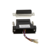 Black Box FA4525F-BK cable gender changer RJ-45 DB25