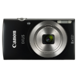 "Canon Digital IXUS 185 Compact camera 20 MP CCD 5152 x 3864 pixels 1/2.3"" Black"