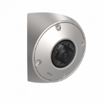 Axis Q9216-SLV IP security camera Outdoor Dome Ceiling/Wall 2304 x 1728 pixels
