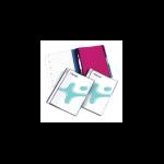 Rexel Five Part File Translucent