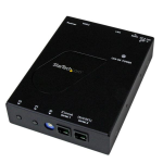StarTech.com HDMI-video over IP gigabit LAN Ethernet ontvanger voor ST12MHDLAN 1080p