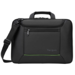 "Targus Balance EcoSmart 15.6"" notebook case 39.6 cm (15.6"") Briefcase Black"