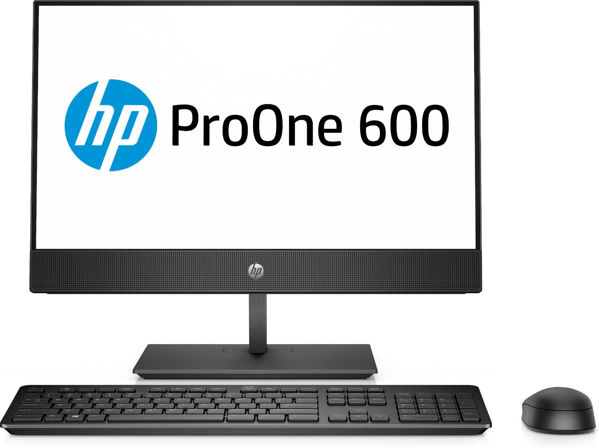 "HP ProOne 600 G4 54.6 cm (21.5"") 1920 x 1080 pixels Touchscreen 8th gen Intel® Core™ i5 i5-8500 8 GB DDR4-SDRAM 1000 GB HDD Black All-in-One PC"