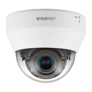 Hanwha QND-6082R security camera IP security camera Indoor Dome 1920 x 1080 pixels Ceiling