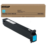Develop A0D74D2 (TN-213 C) Toner cyan, 19K pages @ 5% coverage