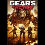 Microsoft Gears Tactics Básico Inglés, Español Xbox One