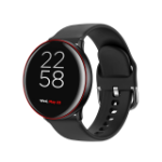 """Canyon Marzipan smartwatch IPS 3.1 cm (1.22"""") Black,Red"""