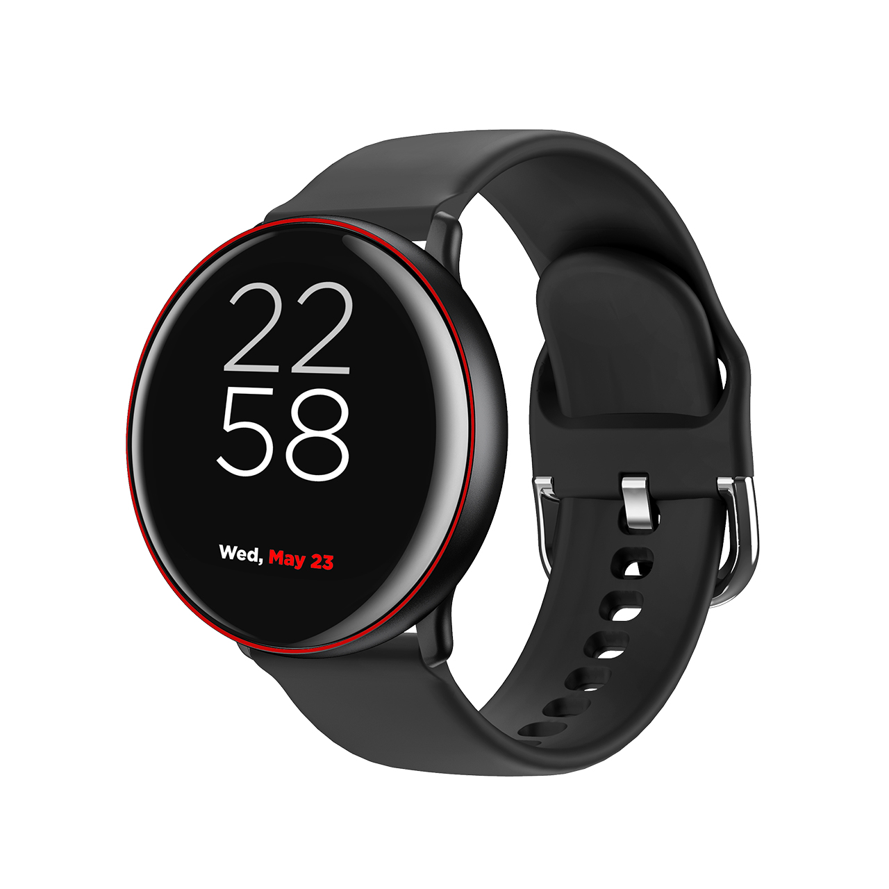 """Canyon Marzipan IPS 3.1 cm (1.22"""") Black, Red"""