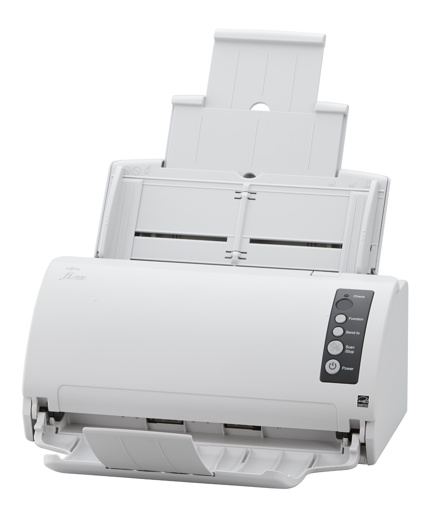 Fujitsu fi-7030 600 x 600 DPI ADF scanner White A4