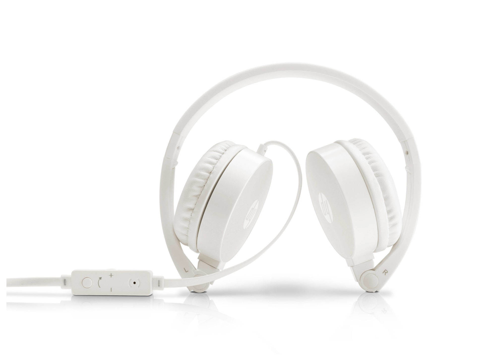 HP H2800 White Headset