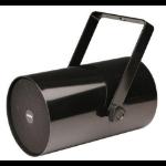Valcom V-1013B loudspeaker 1-way 1 W Black Wired