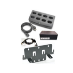 Zebra KT-CHS5000-8000CR charging station organizer Desktop & wall mounted Black