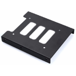 "Aywun 2.5"" to 3.5"" Bracket Metal. Supports SSD.  Bulk Pack no screw."