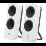 Logitech Z207 loudspeaker 5 W White Wireless