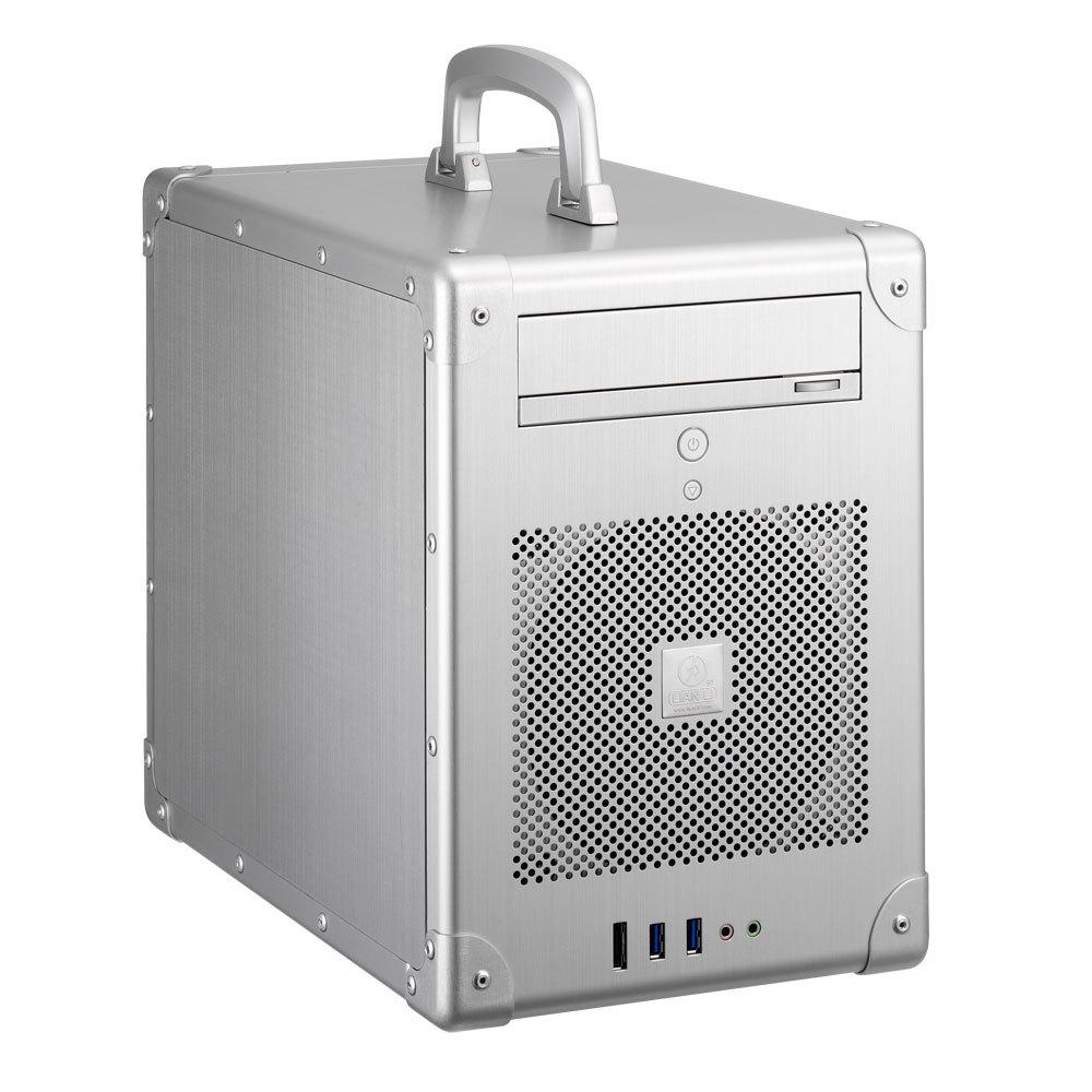 Lian Li PC-TU200A Mini-Tower Silver computer case