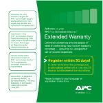 APC Accessoires Service Pack-02: +1 jaar garantie upgrade