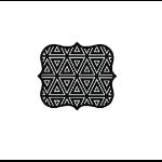 Fellowes 5919201 mouse pad Black,White