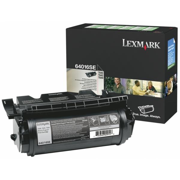 Lexmark 64016SE Toner black, 6K pages
