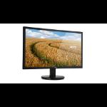 "Acer K2 K272HULB 27"" Wide Quad HD Black computer monitor"