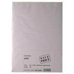 White Box WB MEMO PAD A4 FEINT 80LF 960040