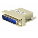 ATEN RJ45 (F) to DB25 (M) DTE BLUE Connector